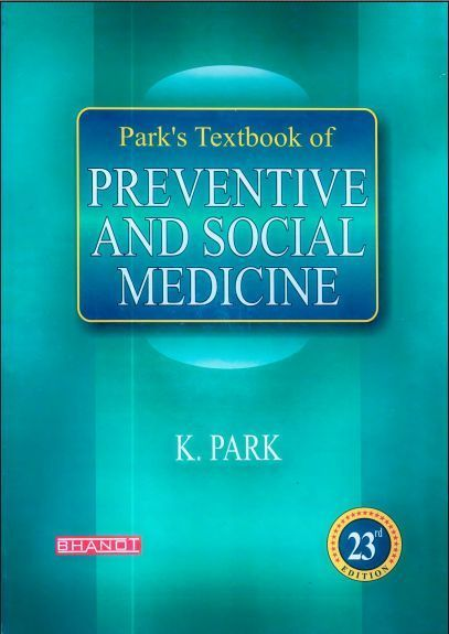 Park's Textbook of Preventive and Social Medicine 23rd