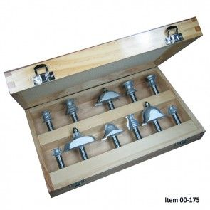17th Century Router Bits Router Bits Router Bit Set Router