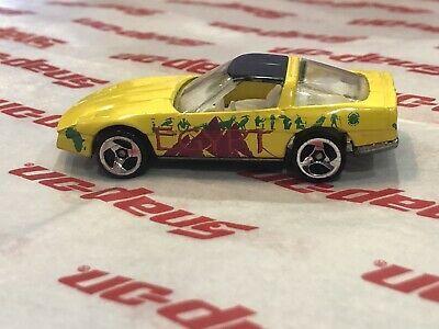 Hot Wheels 1980 Chevrolet Corvette Egypt 1982 Great Condition In 2020 Chevrolet Corvette Hot Wheels Chevrolet