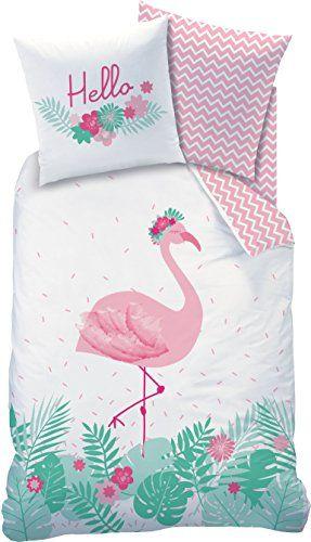 Brandneu Flamingo Bettwasche Set Hello Springtime Tre Https Www Amazon De Dp B079sgl79k Ref Cm Sw R Pi D Flamingo Bettwasche Bettwasche Set Bettwasche