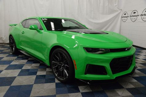Awesome Awesome 2017 Chevrolet Camaro Zl1 Certified Pre Owned
