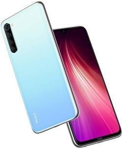 Xiaomi Redmi Note 8 Dual Sim 32gb 3gb Ram 4g Lte Moonlight White Buy Online At Best Price In Saudi Arabia Souq Com Dual Sim Xiaomi Smartphone