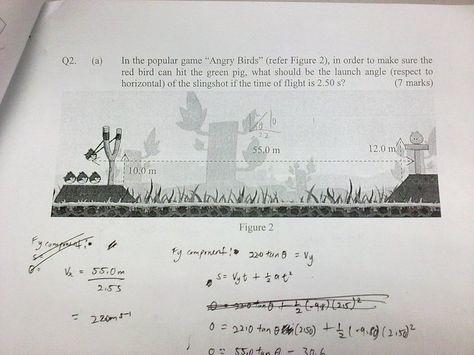 Funny Physic Quiz