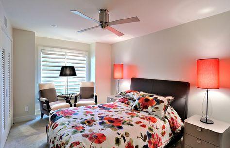 M Interior Design Key West Bedroom
