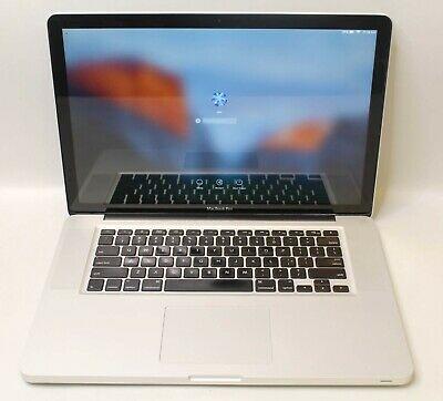 Apple Macbook Pro Mid 2009 Intel Core 2 Duo 2 53ghz 4gb Apple Macbook Pro Intel Core