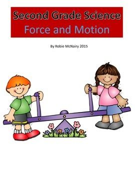 Second grade science energy motion and force 2nd grade science this is a supplemental packet to any science text on energy motion and force it is made up of various types of worksheets although it says second grade ibookread PDF