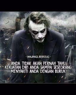 Gambar Quotes Joker Motivasi Kata Kata Islami In 2020 Joker