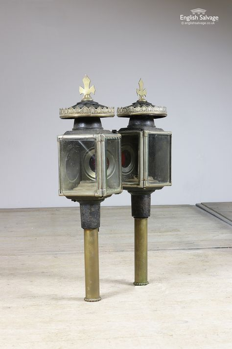 Antique Br Raydyot Carriage Lamps In 2019 Anglepoise
