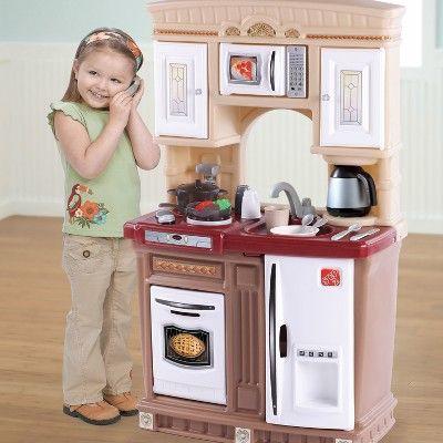 Step2 LifeStyle Fresh Accents Kitchen   Play kitchen sets ...