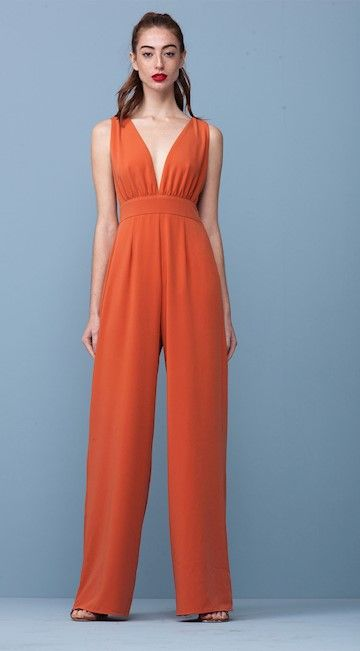 eb8d1407676 The mika bardot jumpsuit in plays its part in our iconic jumpsuits  collection and is available to buy online at REISS.