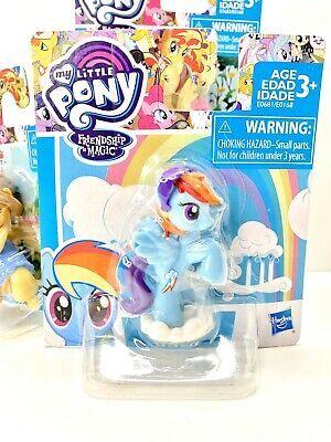 My Little Pony Friendship Is Magic Hasbro Mini Figure Toy Rainbow