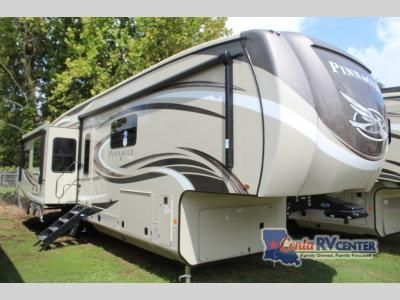 New 2019 Jayco Pinnacle 36fbts Fifth Wheel At Cenla Rv Center