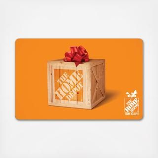 Home Depot Gift Card Experiences Registry Home Gifts Gift Card Cards