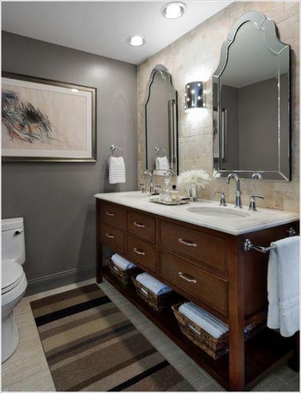 Kitchen Floor Tile Paint Bathroom 55 Ideas Beige Tile Bathroom Beige Tile Floor Trendy Bathroom Tiles
