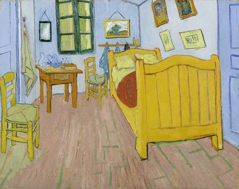 Top-3 so far of our voting contest 'Vote for your favourite Vincent', theme 2 on Facebook:  1. The bedroom  2. Landscape at twilight  3. Undergrowth  https://www.facebook.com/VanGoghMuseum/app_325041670912265