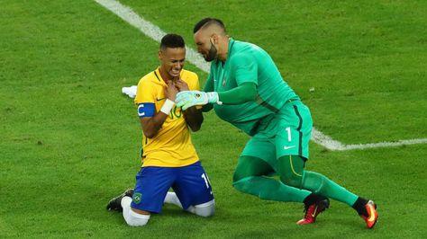 Neymar reconquista el juego de Brasil | Deportes | EL PAÍS