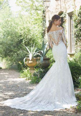 Priscilla Wedding Dress Morilee Lace Weddings Fit Flare
