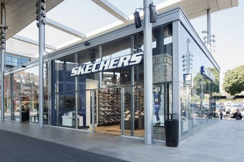 Skechers, has just opened its first