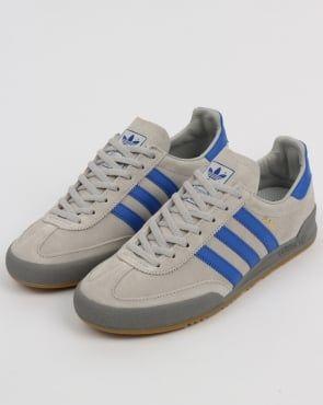 Adidas Jeans MK2 Trainers Grey/Hi Res