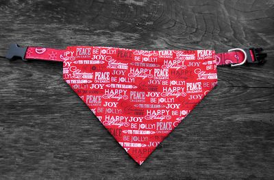 Dog Bandana Tutorial. Blog by Southern Wag Pet Accessories.