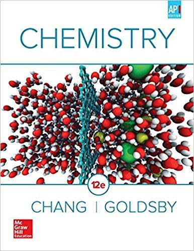 Chemistry 12th Edition By Raymond Chang PDF Books Ap