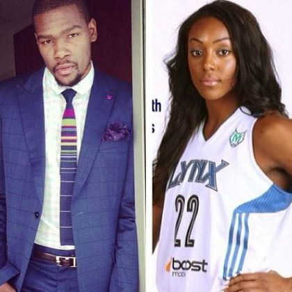 Kevin Durant Wife And Kids