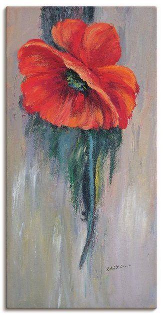 Kunstdruck Poster Raquo Katharina Sch Ouml Ttler Roter Mohn Iii Laquo In 2020 Mohn Malerei Blumen Malen Acryl Acrylbilder Blumen