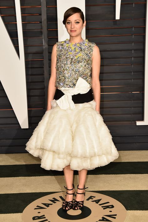 The 16 best looks from Vanity Fair's Oscars after party