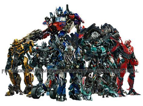 Transformers Dark Of The Moon Photo: Transformers Dark Of The Moon Autobots