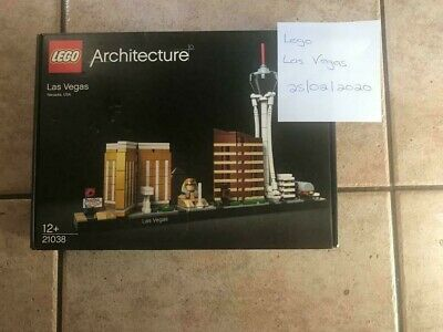 Ad Lego Las Vegas 21038 Special Release Rare Set In 2020 Lego Architecture Set Rare Set Lego