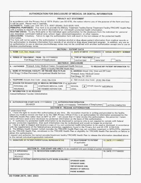 7 Best Online Dd Form 2870 Images Pdf Print Templates Printable