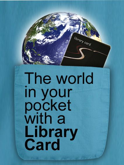 Best Library Cards Images On   Library Cards