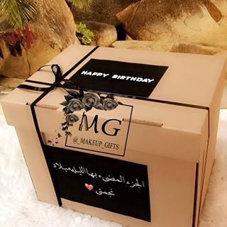 هدايا تخرج هدايا متنوعه Makeup Gifts Instagram Photos And Videos Makeup Gift Gifts My Photos