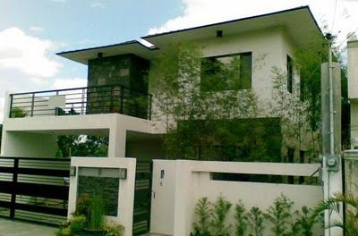Peachy Asian House Designs Philippines Fences And Gates Asian Home Interior And Landscaping Mentranervesignezvosmurscom