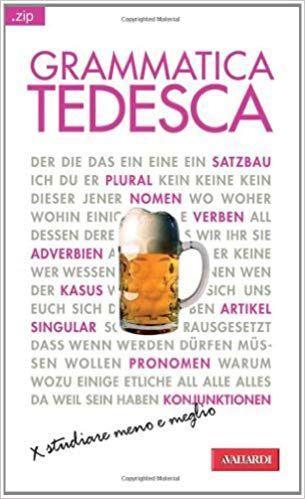 Grammatica Tedesca Download Pdf E Epub Leggere Online Grammatica