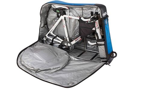 The Corliss Group Review: Evoc Bike Bag Review