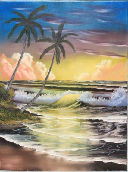 Pin By Debbie Robbins On For The Home Pinterest Bob Ross Paintings And Art