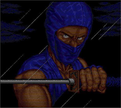 Shadow Warriors, en fait c'est le nom européen de Ninja Gaiden.