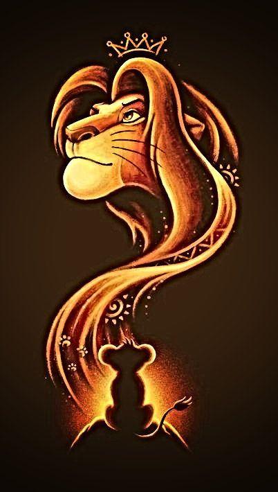 BUY 2 GET 1 FREE! Lion King Simba 734 Modern Cross Stitch Pattern Counted Cross Stitch Chart Needlepoint Pdf Format Instant Download/203275