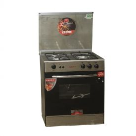 Crown 27 G Cooking Range 3 Burner Top Gl 27inch