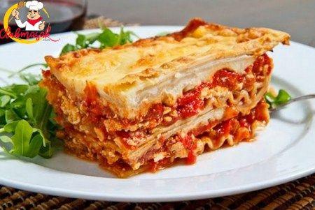 Lasagna Kukus Club Masak Resep Makanan Resep Masakan Resep