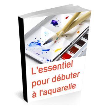Debutant Commencez Ici Aquarelle Facile Aquarelle Et Tuto