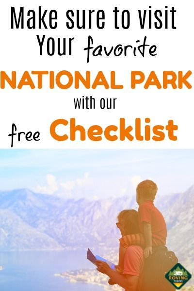 photograph regarding Printable National Park Checklist titled Nationwide Parks Record (Free of charge Printable within just 2019 United