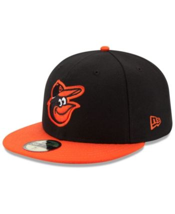 check out 5eb8c ffd85 New Era Kids  Baltimore Orioles Authentic Collection 59FIFTY Cap   Reviews  - Sports Fan Shop By Lids - Men - Macy s