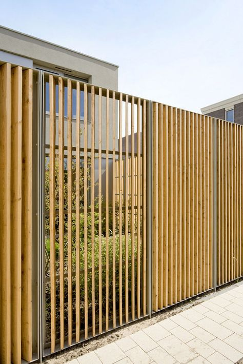 Best 20 House Fence Design Ideas On Pinterest—no Signup Required