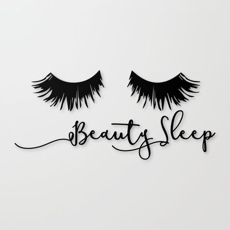 Buy Beauty Sleep Canvas Print by kisgraphics. Worldwide shipping available at Society6.com. Just one of millions of high quality products available.