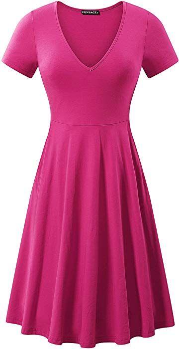 18+ Womens pink dress information