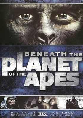 Beneath The Planet Of The Apes 1970 Poster Planet Of The Apes Planets Movie Posters