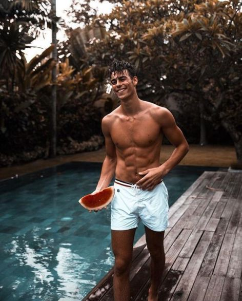 Men's Swimwear: Board Shorts And Swim Trunks Men's swimwear is an important summer fashion trend! Here are all of the best men's swimwear looks all guys out there need to know about!