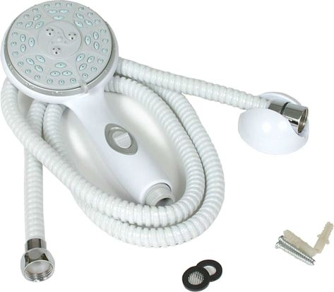 Rv Marine Showerhead Kit White Shower Heads Shower Hose Shower Head With Hose